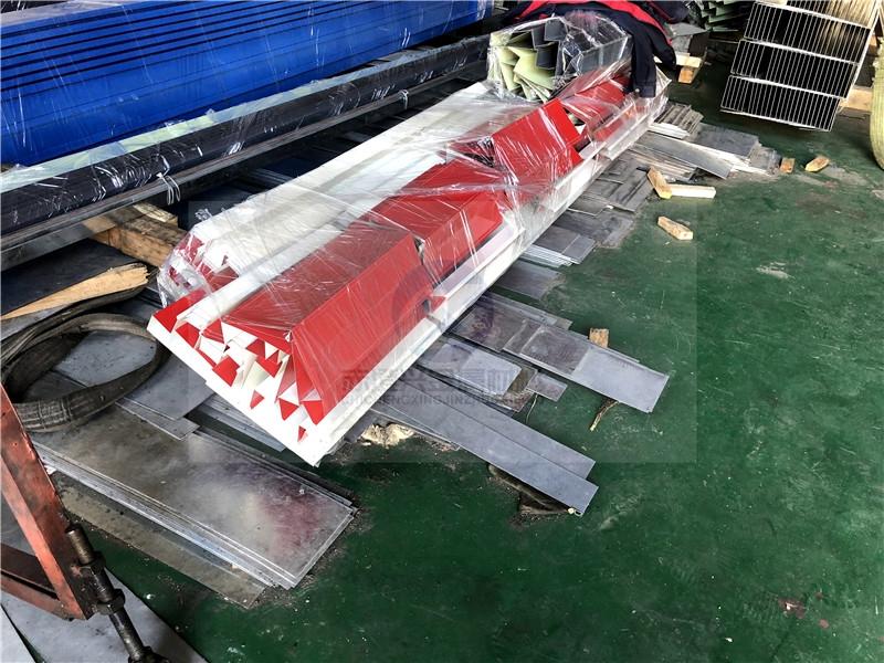 徐州市YX33-188-940彩鋼板壓型鋼板多少錢一平米?
