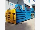 供應臥式礦泉水瓶打包機160噸自動上料紙箱噸包袋壓包機