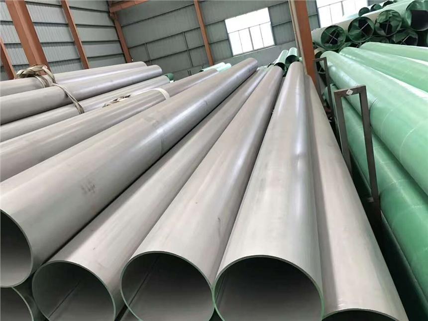 承德铝镁硅合金管安装情况