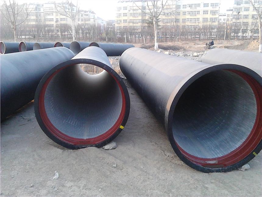 郴州市上饶市DN1000球墨铸铁管一米价格