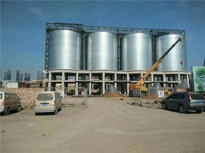 廣東汕尾市大型粉煤灰鋼板倉永諾大型粉煤灰鋼板倉制造專業設計