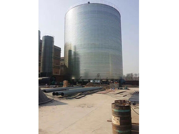 亳州市水泥鋼板倉永諾水泥鋼板倉安裝專業品質