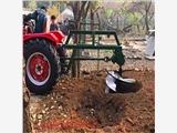 钻地坑机植树专业地钻刨坑机栽树挖坑机