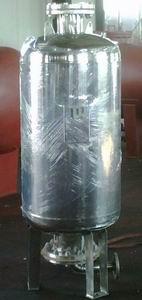 不锈钢隔膜式气压水罐