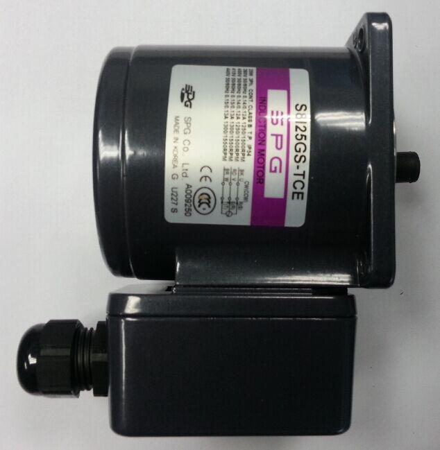 韩国SPG电机 S8I25GS-TCE SPG电机 感应马达 中国总代理