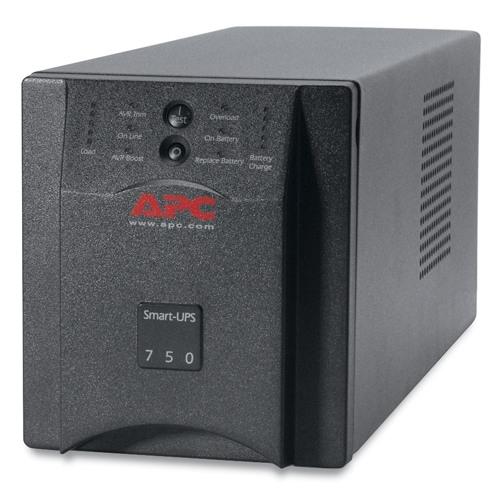 美国施耐德APC电源 SUA750ICH 容量750VA 输出功率500W 输出电压230V 在线互