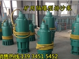 辽宁葫芦岛矿用BQS80-60/3-30/S排沙泵