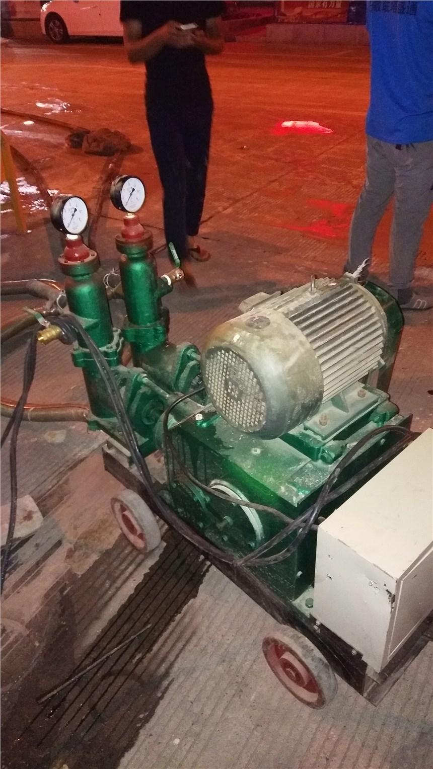 南县二次结构专用泵注浆机