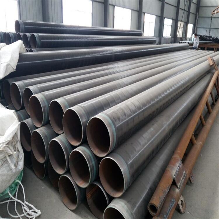 L485螺旋管線管榮盛建成X56M大口徑焊管