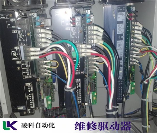 [伺服控制器维修]日本电气NEC伺服放大器维修服务优先