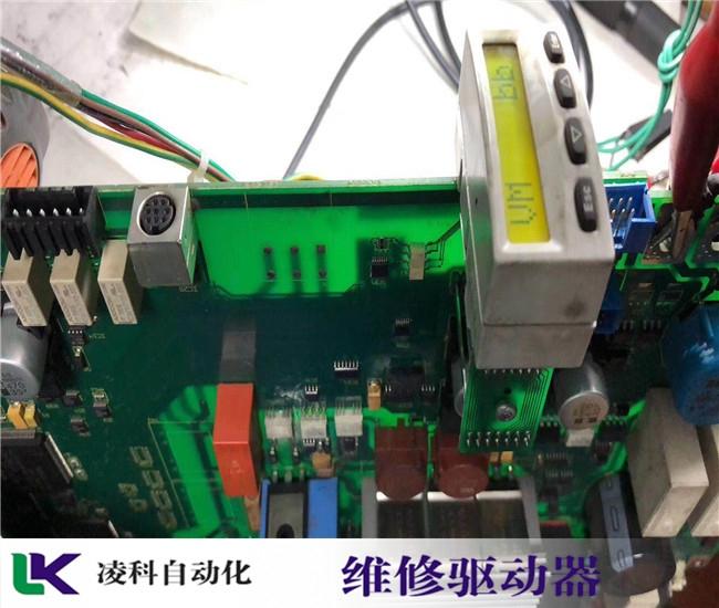 發那科FANUC放大器開不了機維修電路板壞了維修