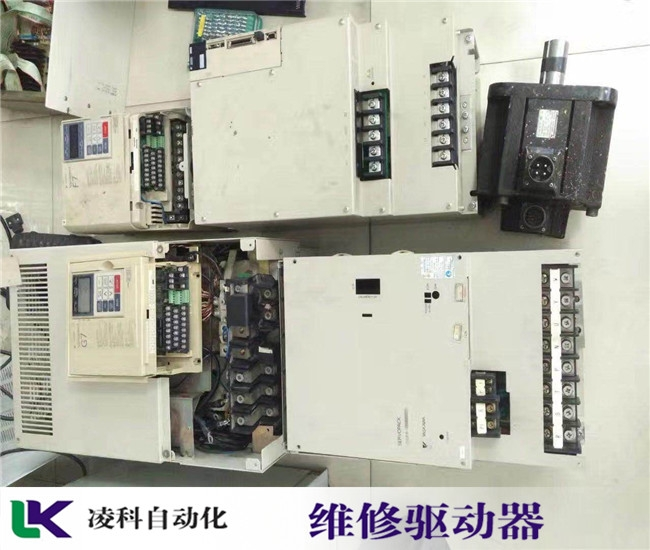 多摩川控制器LED燈閃爍維修過載故障維修