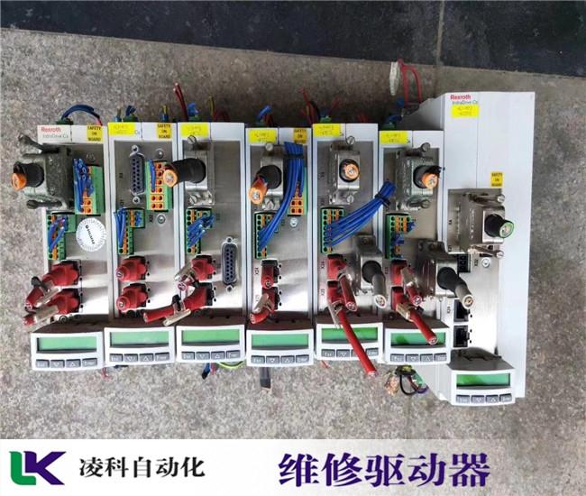东芝TOSHIBA伺服放大器缺相故障维修分析与处理过程