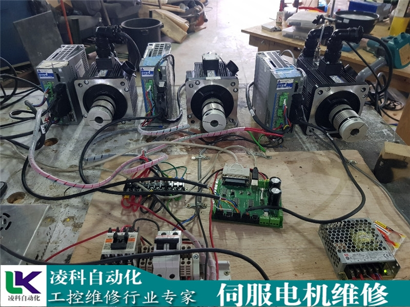 林德电动机不转维修凌科维修二十年