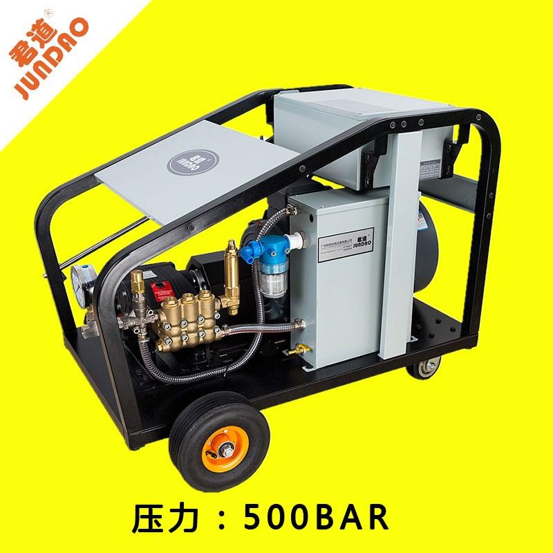 預熱器清洗使用工業高壓清洗機