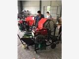 牧草青貯打包機 全自動打捆包膜機 家畜飼料打包機