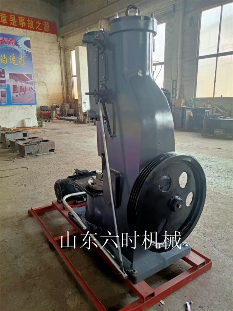 河北大型空氣錘100公斤連體易換模具