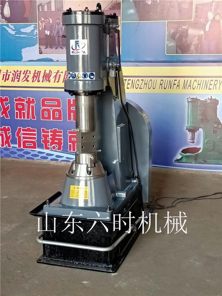 山東40kg新型加長錘桿空氣錘可視頻看貨