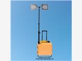 熙捷照明XZY2716便携式LED升降灯2*48W发电机