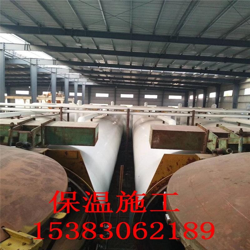 浙江省台州市专业铁皮保温安装团队