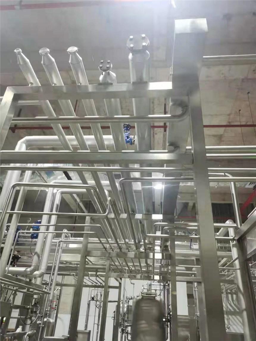 衢州管道保溫外護鐵皮施工大概預算