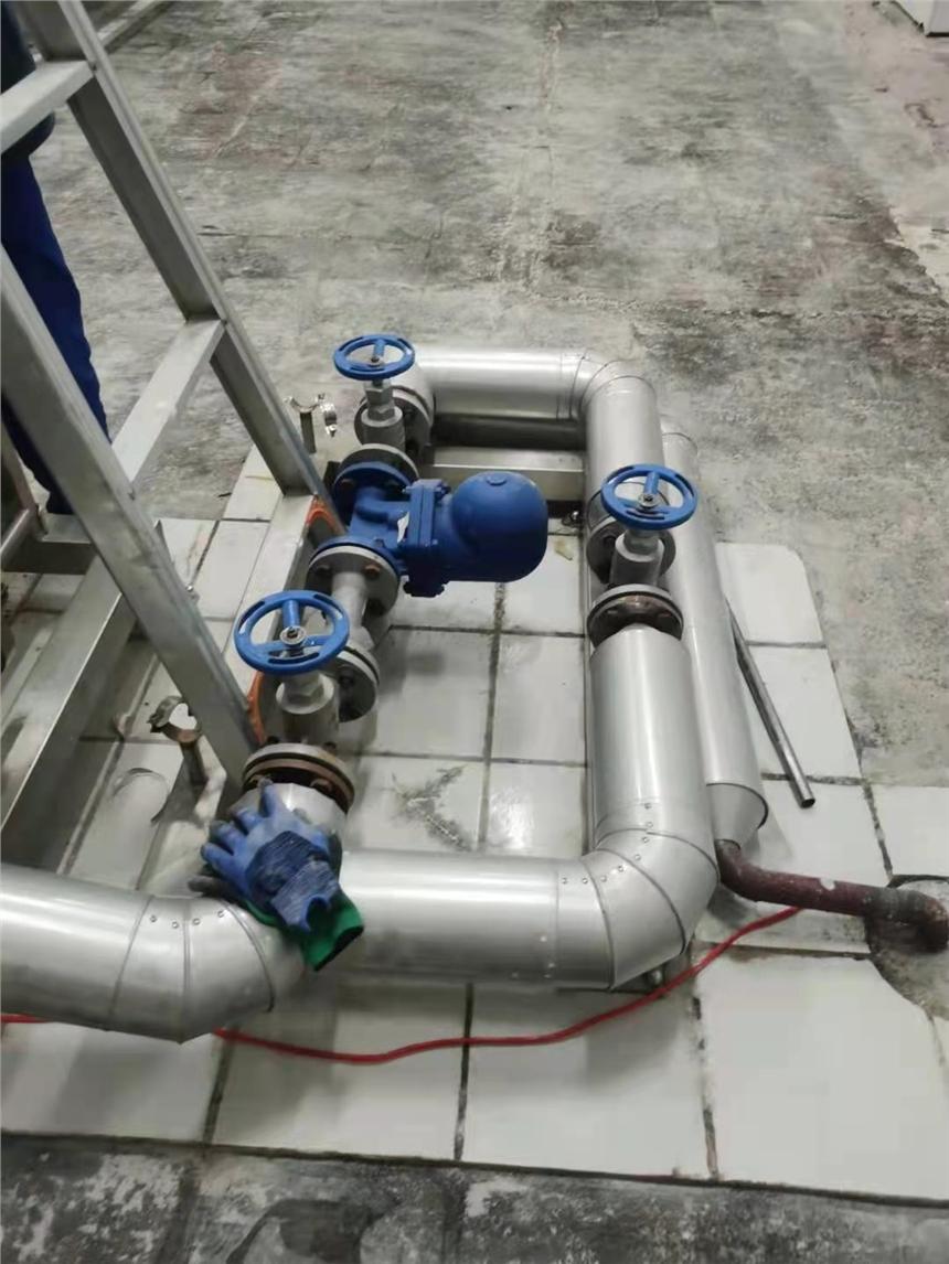 贵州铜仁市管道保温安装过程 施工注意事项