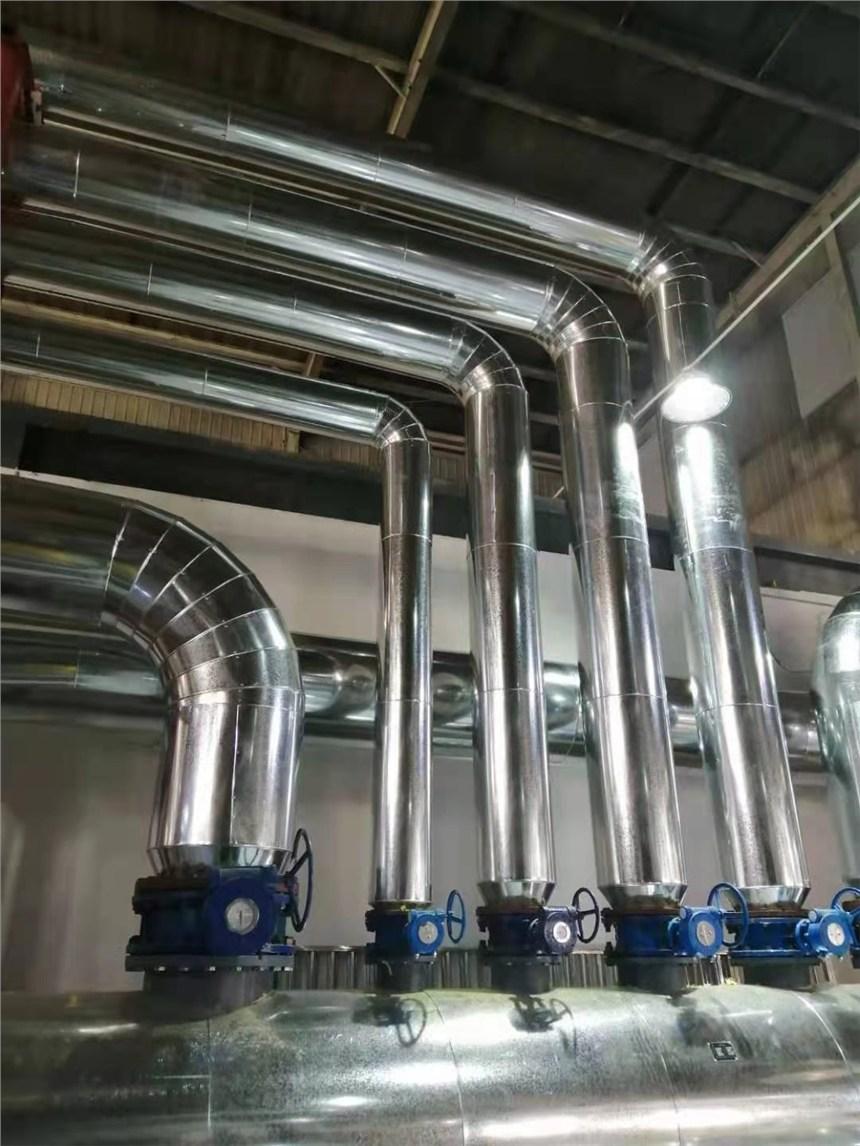 白城承包设备保温 铁皮保温施工打造您的需求