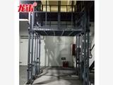 大連市兩層簡易液壓升降貨梯 升降機全國銷售