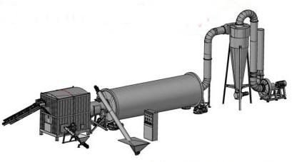 生物质燃料烘干机