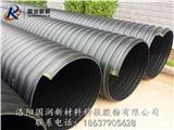 HDPE钢带增强波纹管哪家好