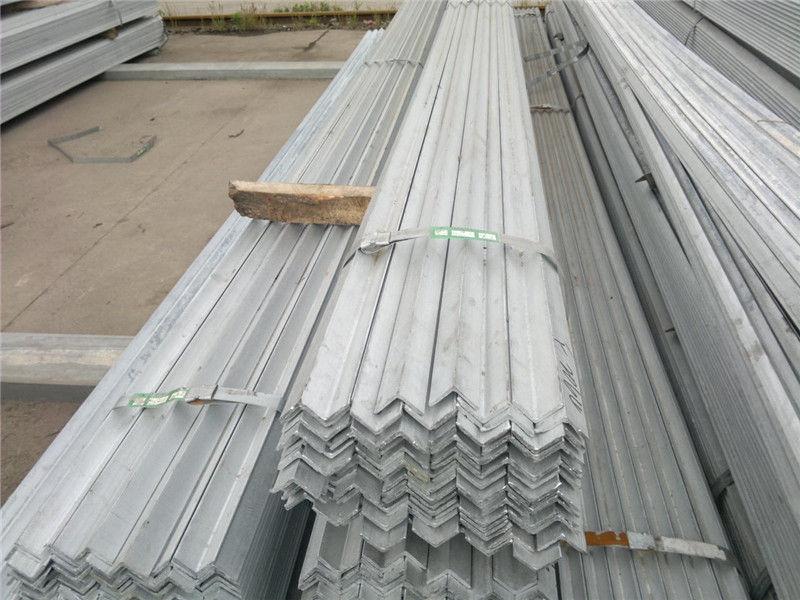 邵陽熱鍍鋅角鋼批發|冷鍍鋅角鐵現貨價格