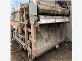 出售洗沙场污泥脱水设备二手3X12米带式压滤机 二手带式压滤机