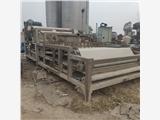 沧州出售尾矿场二手2x8带式压滤机 二手污泥脱水压滤机