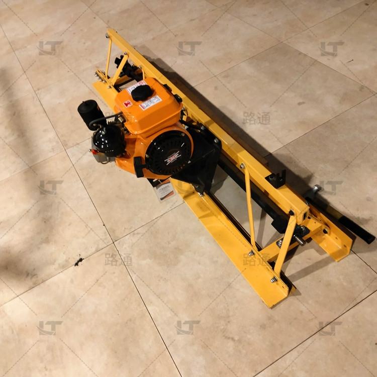 新型8米框架式路面鋪筑提漿攤鋪整平機