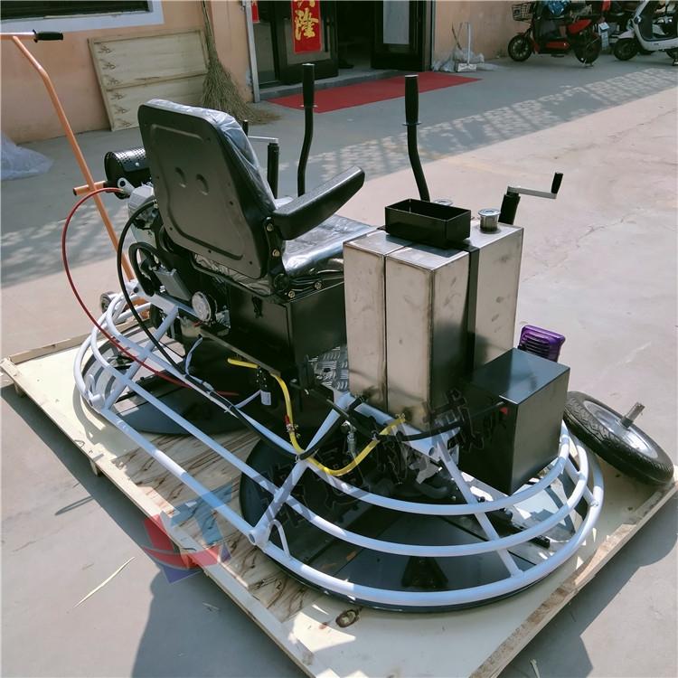 黑龍江一米液壓雙盤水泥馬路抹光機