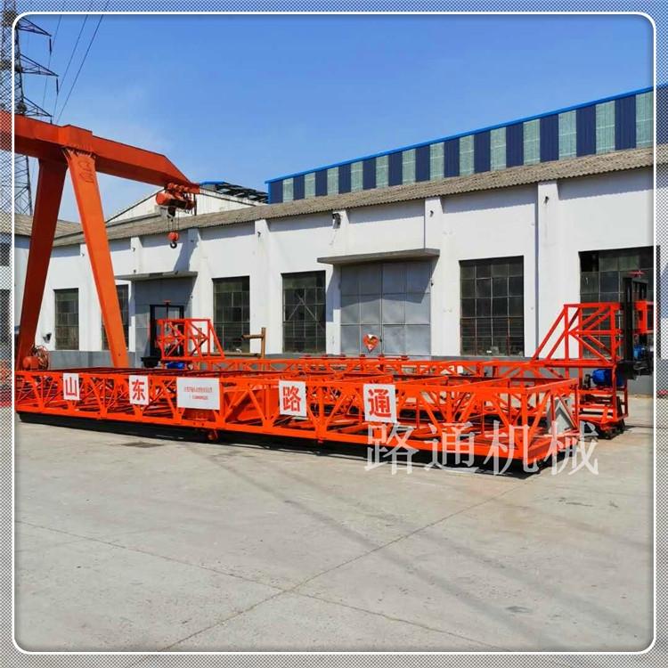 12米大型激光超声波混凝土摊铺机厂家