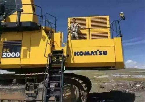 斗山挖掘机全车动作慢处理方法