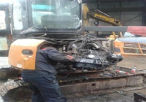 巫山縣日立挖掘機維費用介紹-本市日立修理