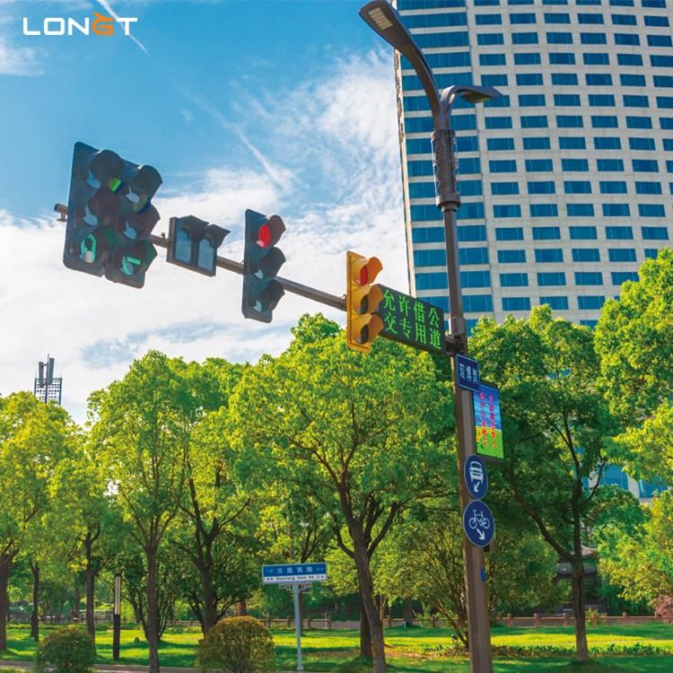智慧燈桿 多功能路燈桿 智慧共桿 路燈工程
