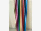 304不锈钢玫瑰金圆管拉丝方管镜面矩形管钛金矩形管制品厂家货源