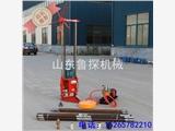 供应鲁探QZ-2D轻便取样钻机可水平打孔 广西岩心钻机轻便型