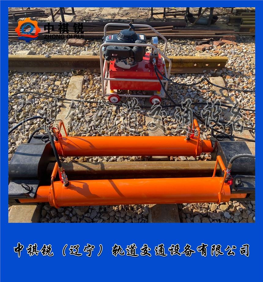 中祺銳品質|YLS-400液壓鋼軌拉伸機_鐵路液壓鋼軌拉伸機_交通軌道設備|實時報價
