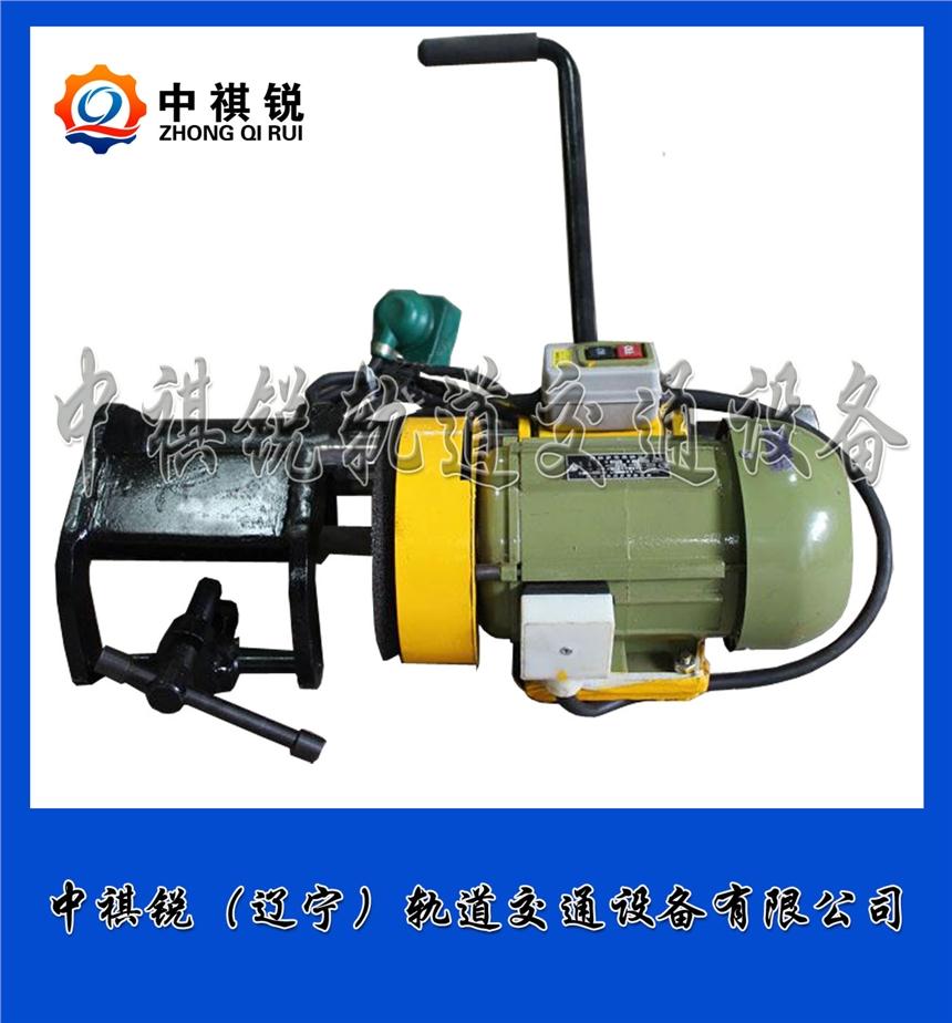 中祺銳出品|DM-1.1電動端面打磨機_專業內燃鋼軌打磨機_鐵路工程機械|價格行情