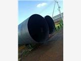 石油天然气管道用螺旋钢管检尺价格