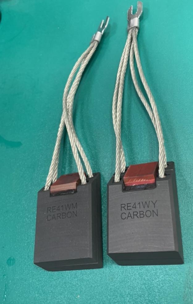 RE41WM碳刷,RE41WY碳刷