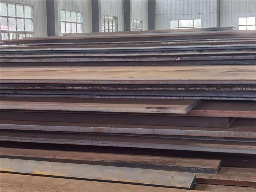 河南舞鋼07Cr2AlMoR容器鋼板產品性能及定軋