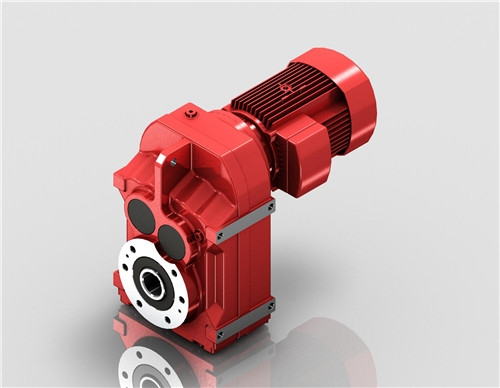 F减速机F齿轮减速机,F硬齿面斜齿轮减速机迈传减速机