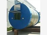 玻璃鋼污水提升泵站的智能化