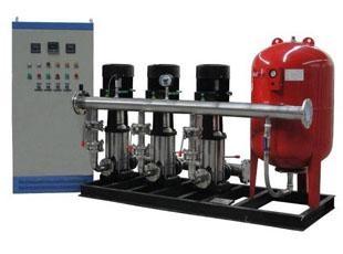 濰坊HDXBF-98-100-80-I生活箱泵一體化變頻供水設備廠家批發