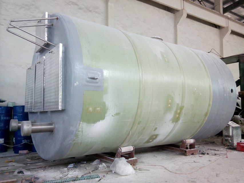 市政工程污水雨水提升預制泵站可定制